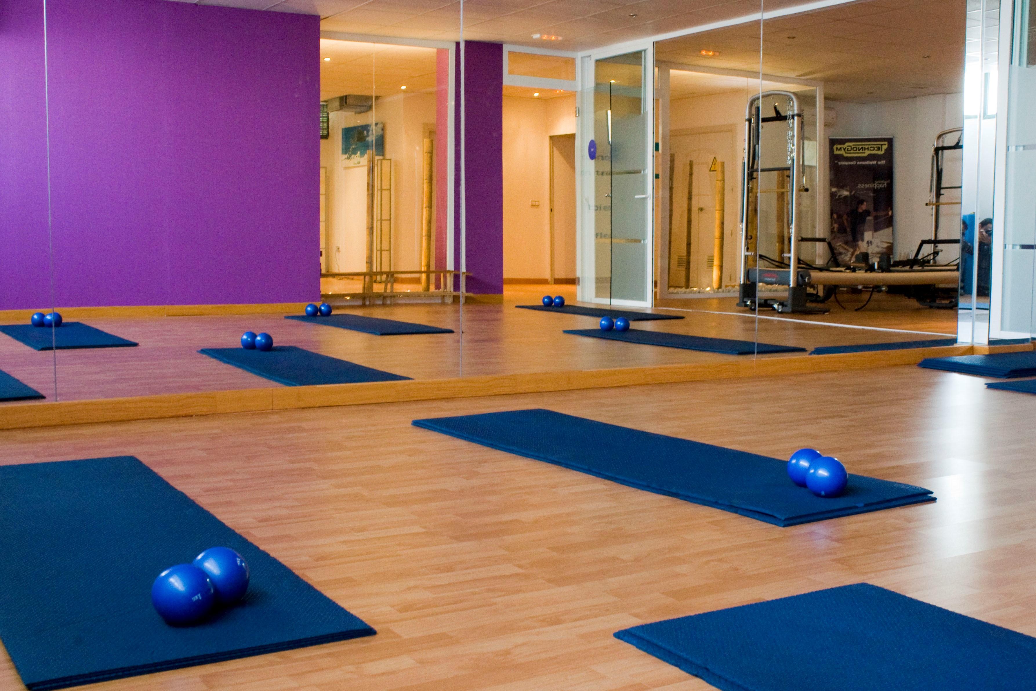 Sala de Pilates en Málaga