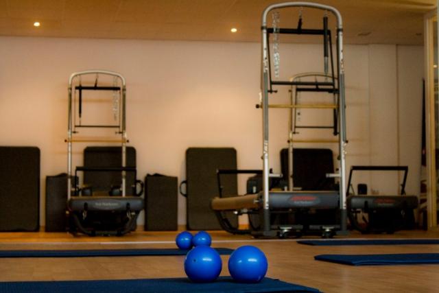 Entrenamiento personal de Pilates en Málaga