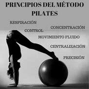 Principios de Pilates